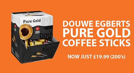 douwe egberts coffee sticks