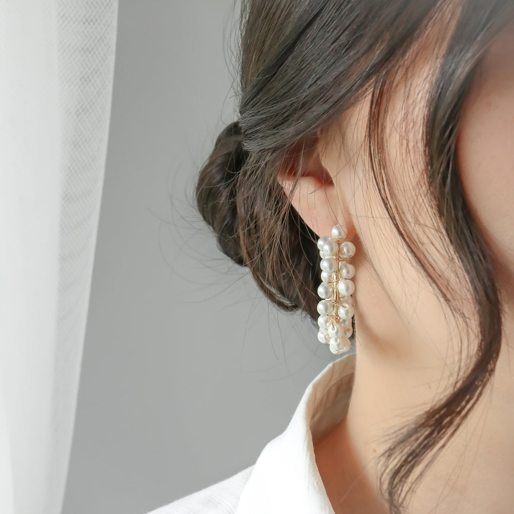 Ellery Hoop Earrings