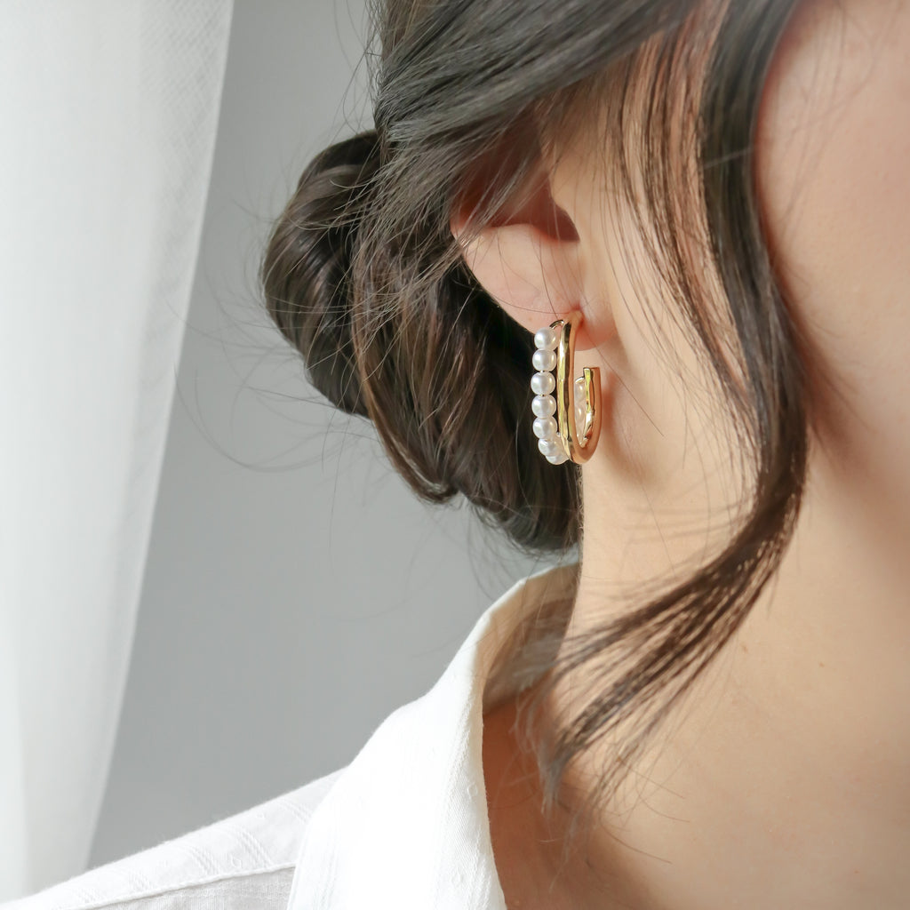Emery Hoop Earrings