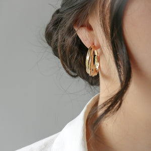 Aspen Hoop Earrings
