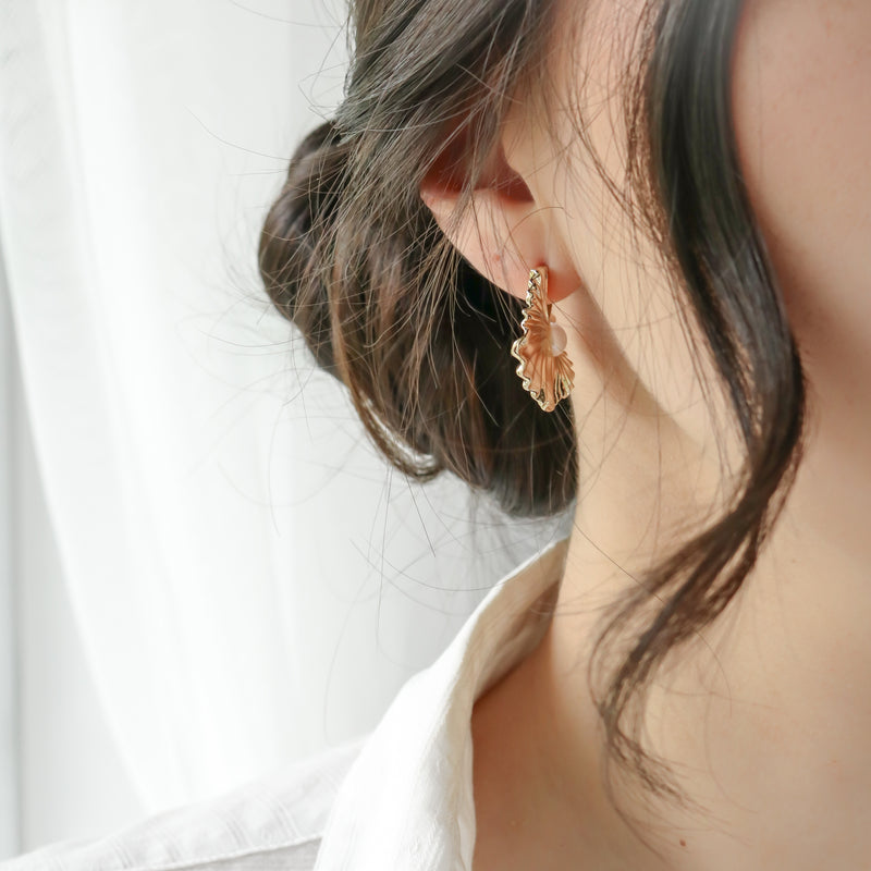 Frey Hoop Earrings