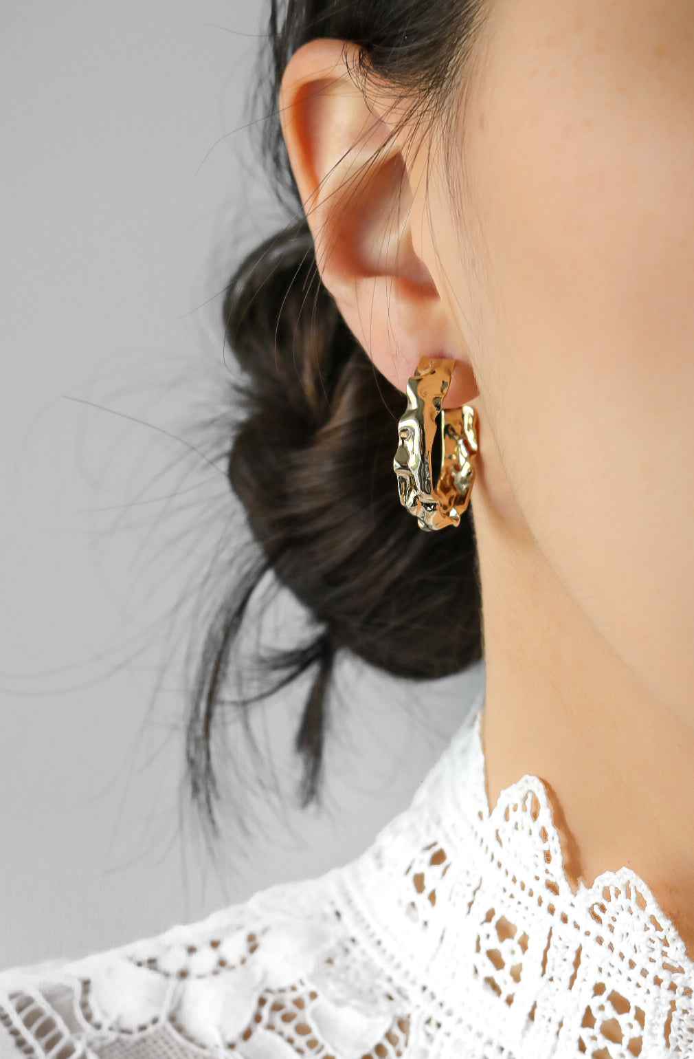 Odet Hoop Earrings