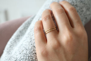 Yves Ring - Sterling Silver (RG)