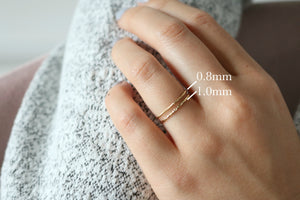 Tis Ring - Sterling Silver (Silver)