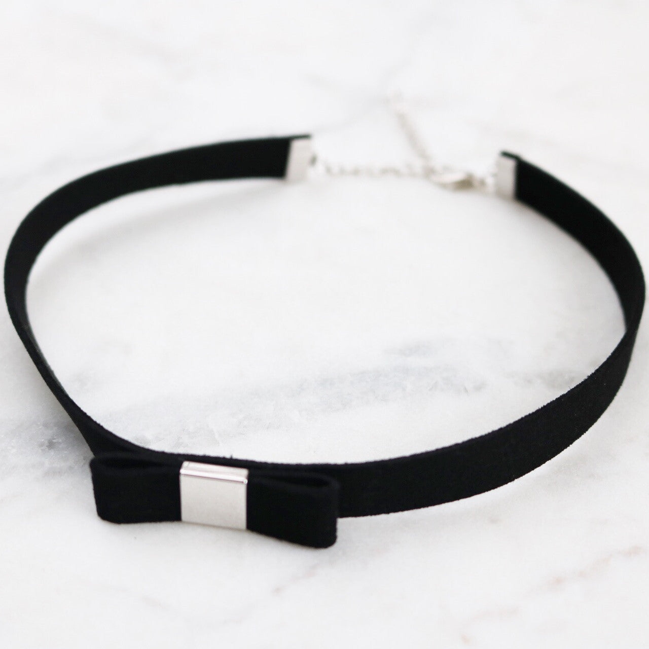 Mini Ribbon Choker