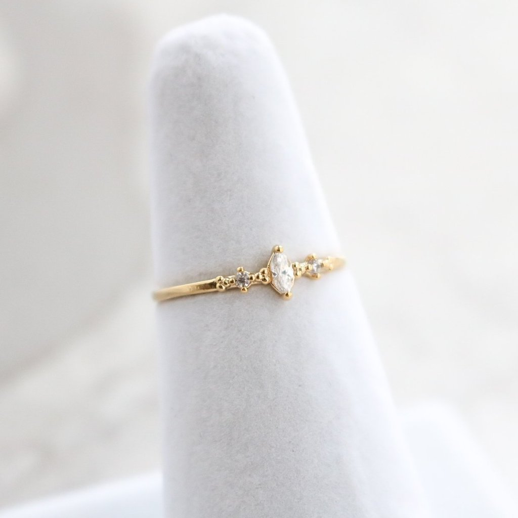 Avalon Ring - Gold