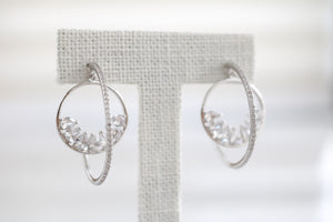 Fevrier Hoop Earrings