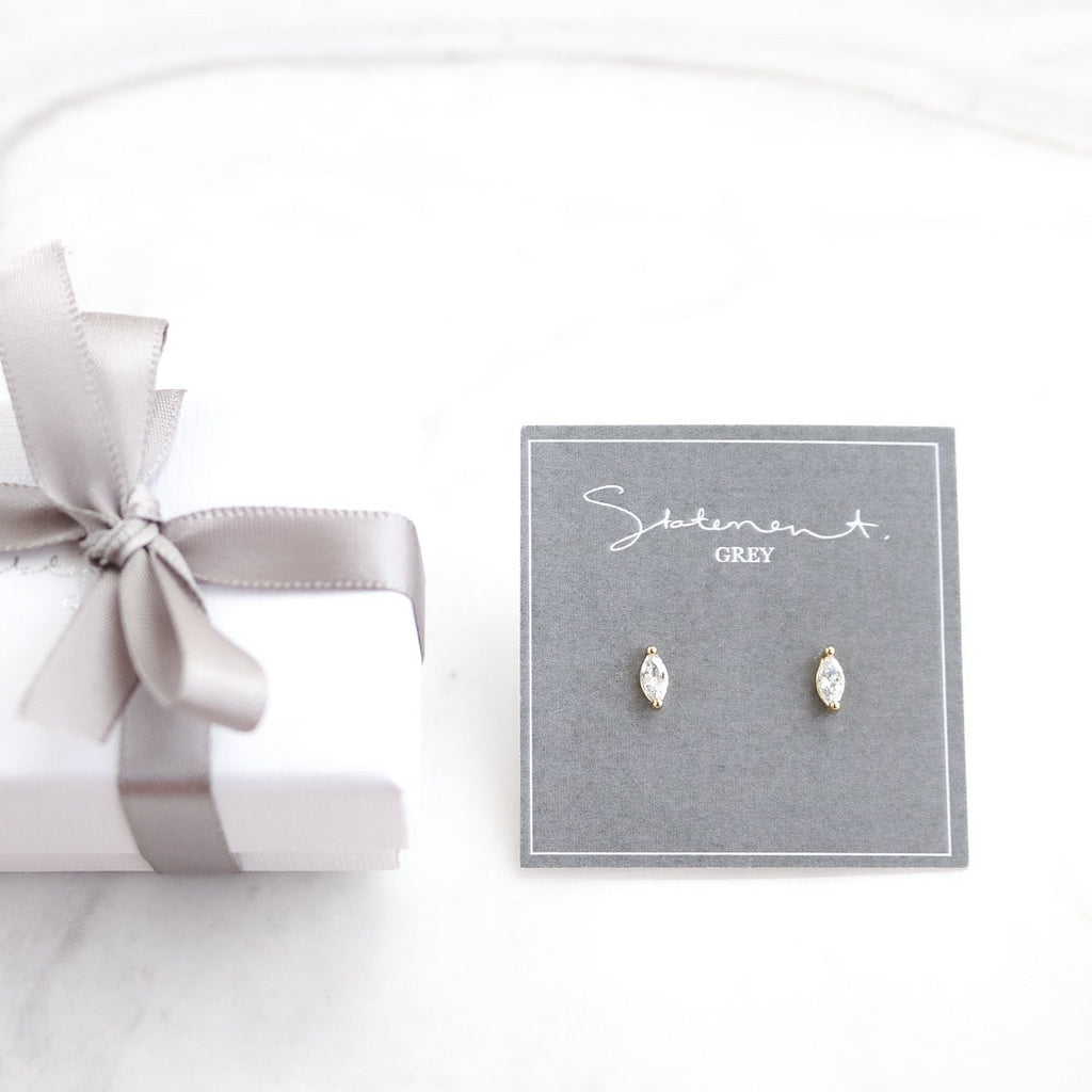 Iris Marquise Earrings