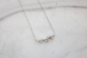 Tia Necklace - Sterling Silver