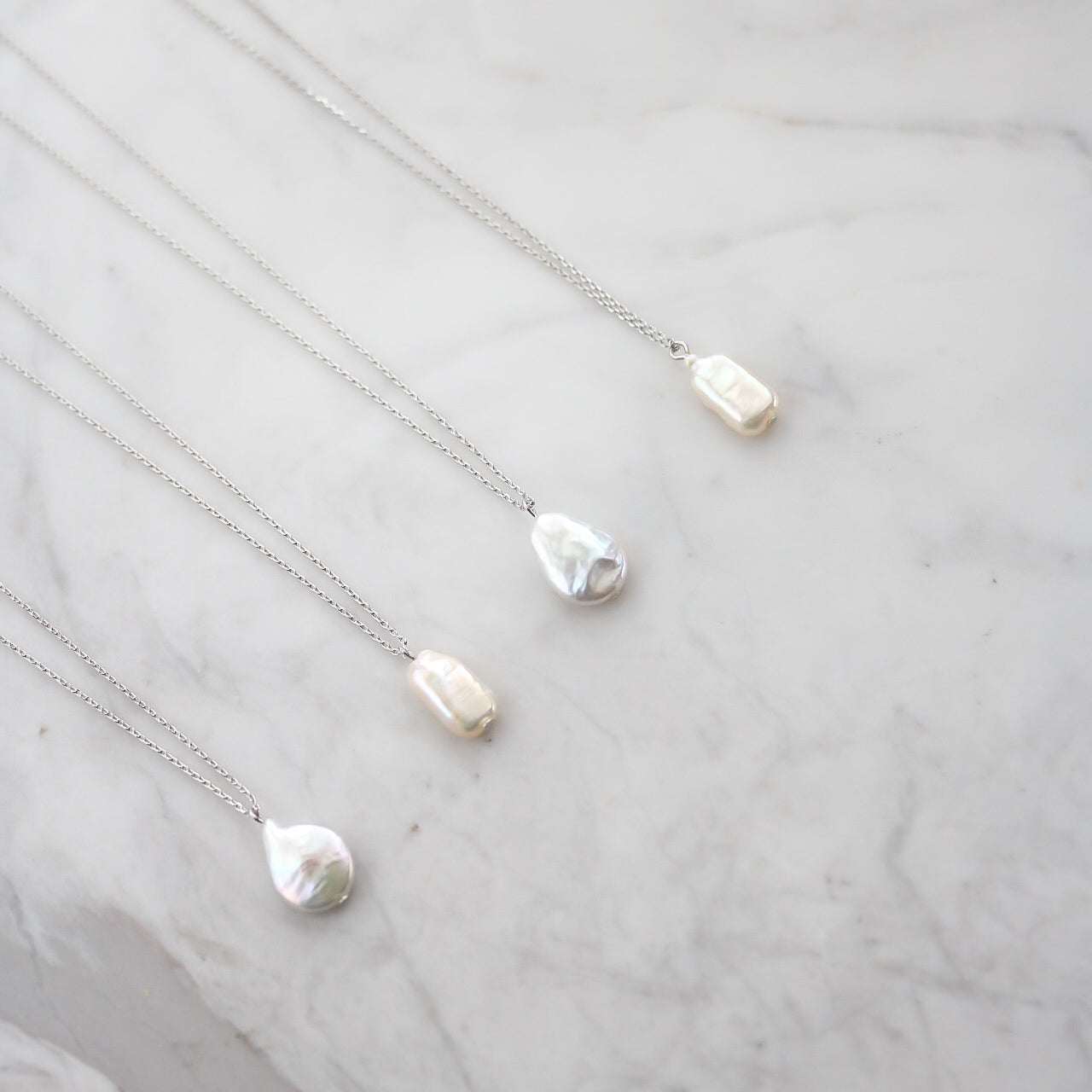 Maya Pearl Necklace