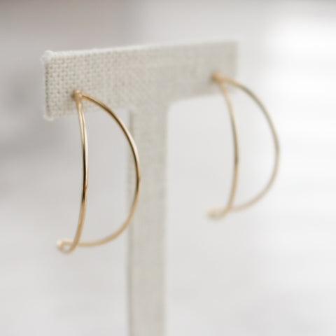 Alivet Hoop Earrings