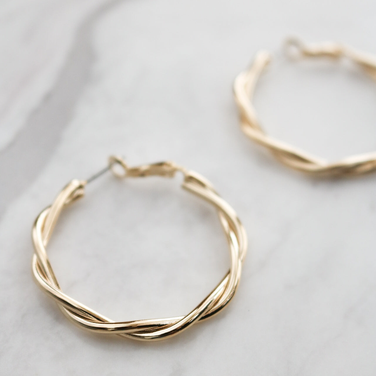 Milet Hoop Earrings