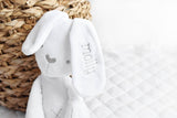Personalized Bunny - Cozy Cottontail