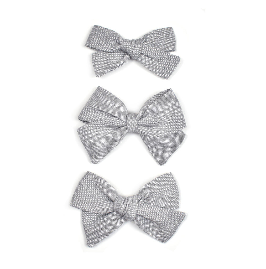 Gray Linen - Cozy Cottontail
