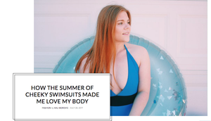 KALI BOROVIC | How The Summer Of Cheeky Swimsuits Made Me Love My Body
