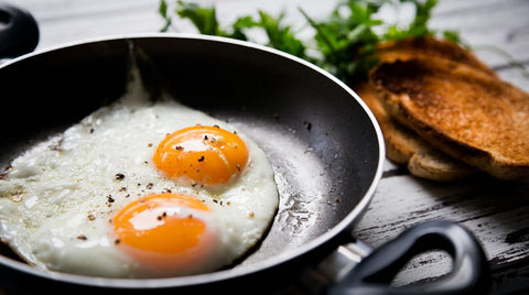 Eggs are unhealthy cholesterol bombs