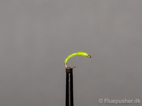Flash back chartreuse buzzer
