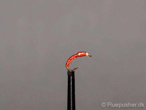 Kingfisher red orange flex rib buzzer