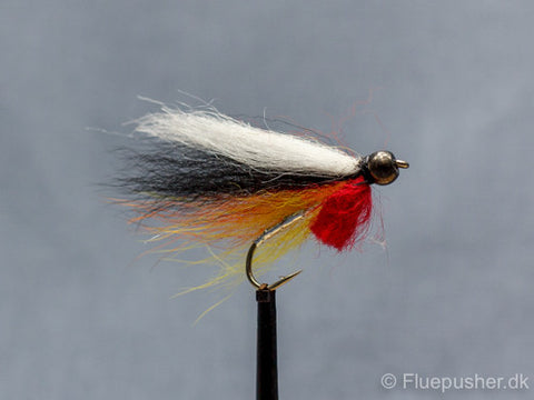 Pusher fly yellow