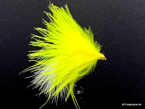 Masken variant Yellow/white nyheder