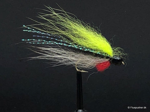 Silver wing chartreuse