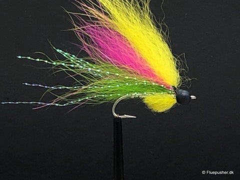 Silver wing yellow/chartreuse