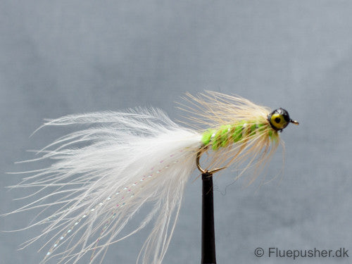 Lead chartreuse grizzly