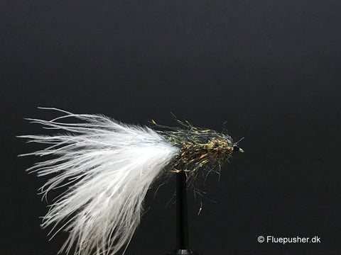 Copper middle bead fly uv