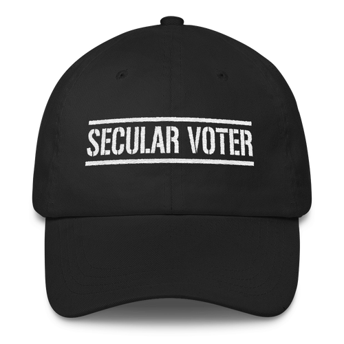 Secular Voter - Classic Dad Cap Hat