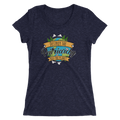 Destroy The Patriarchy Not The Planet - Ladies' Short Sleeve T-Shirt