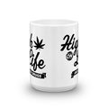 High On Life and Also Drugs - Coffee Mug