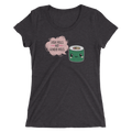 Sushi Rolls Not Gender Rolls - Ladies' Short Sleeve T-Shirt