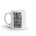 Fact More Republican Legislators Have Been Arrested for Bathroom Misconduct Than Trans People - Coffee Mug