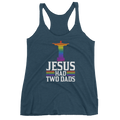 Jesus Had Two Dads - Women's Tank Top