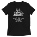 In 1492 Native Americans Discovered Columbus Lost At Sea - Short Sleeve T-Shirt