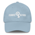 Feminist as Fuck - Classic Dad Cap Hat