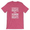 Reproductive Rights Are Human Rights - Unisex Short Sleeve T-Shirt