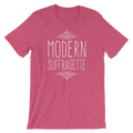 Modern Suffragette - Unisex Short Sleeve T-Shirt