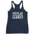 Secular Voter - Women's Tank Top