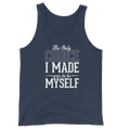 The Only Choice I Made Was To Be Myself - Unisex Tank Top