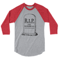 RIP The Patriarchy - 3/4 Sleeve Raglan Shirt