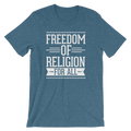 Freedom Of Religion For All - Unisex Short Sleeve T-Shirt