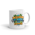 Destroy the Patriarchy Not The Planet - Coffee Mug