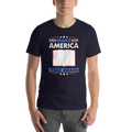 Make America Read Again - Short-Sleeve Unisex T-Shirt Reading