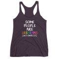 Some People Are Lesbians Get Over It - Women's Tank Top