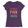 I'm Pan-Tastic - Ladies' Short Sleeve T-Shirt