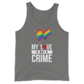 My Love Is Not A Crime - Unisex Tank Top