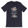 If You Wanna Be My Lover You Gotta Get With My Feminist Ideologies - Unisex Short Sleeve T-Shirt