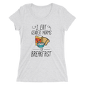 I Eat Gender Norms For Breakfast - Ladies' Short Sleeve T-Shirt