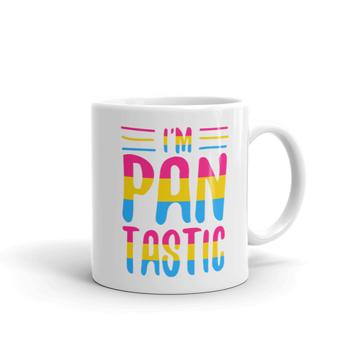I'm Pan-tastic - Pansexual Coffee Mug